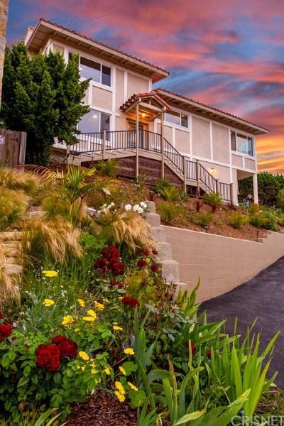 Single Family Home For Sale: 28066 Lobrook Drive