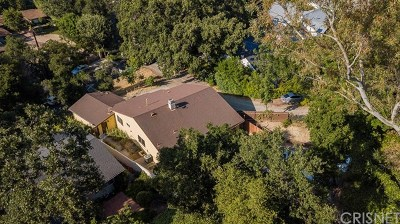 Single Family Home For Sale: 17350 Rancho Street