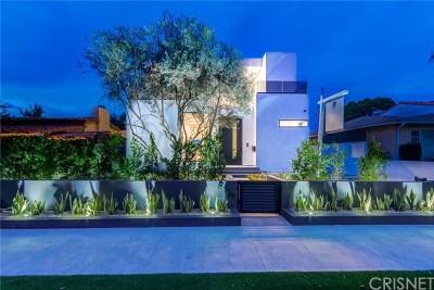 Los Angeles Single Family Home For Sale: 6129 Lindenhurst Avenue