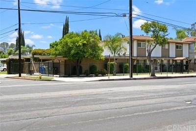 Sherman Oaks Multi Family Home For Sale: 14200 Burbank Boulevard