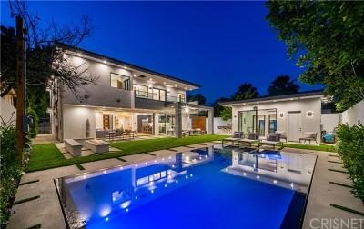 Sherman Oaks Single Family Home For Sale: 14812 Morrison