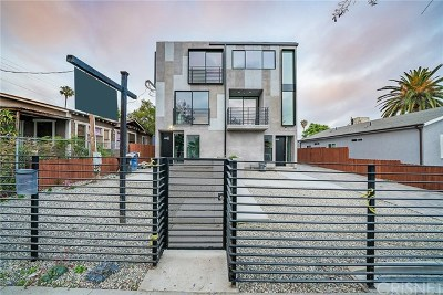 Hollywood Multi Family Home For Sale: 1334 N Normandie Avenue