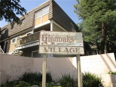 San Fernando Condo/Townhouse For Sale: 1929 Glenoaks Boulevard #118