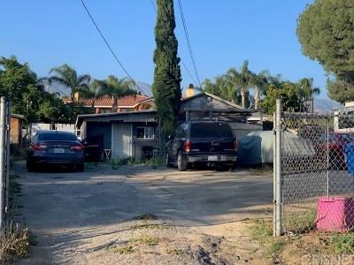 Sylmar Single Family Home For Sale: 13210 Glenoaks Boulevard