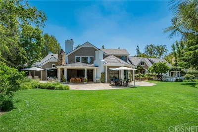 Hidden Hills Single Family Home For Sale: 5555 Dixon Trail Road