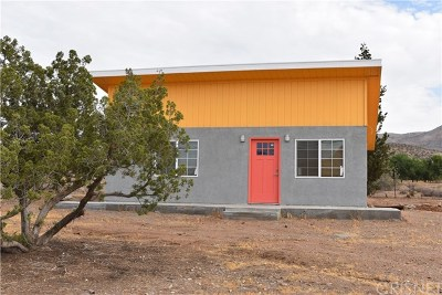 Acton Single Family Home For Sale: 33801 McEnnery Canyon Road