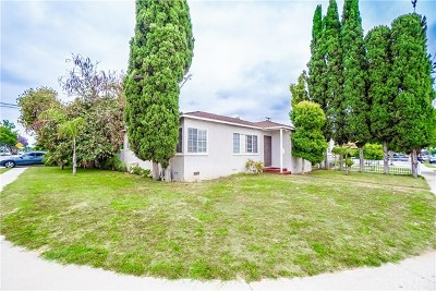Downey Single Family Home For Sale: 11502 Old River School Road