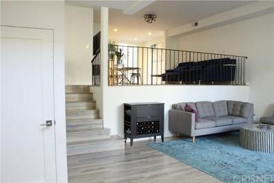 Condo/Townhouse For Sale: 5325 White Oak Avenue #A