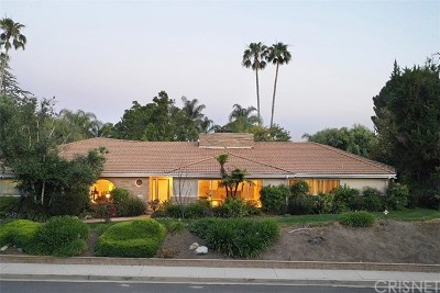 Granada Hills Single Family Home For Sale: 12050 Susan Drive