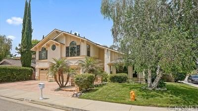 Valencia Single Family Home For Sale: 25795 Lochmoor Road