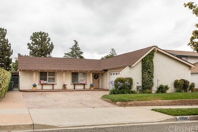 Ventura County Single Family Home For Sale: 2520 N Phyllis Street