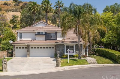 West Hills Single Family Home For Sale: 8029 Masefield Court