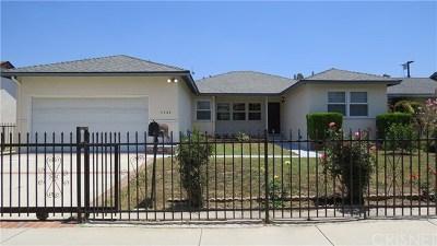 Winnetka Single Family Home For Sale: 7252 Irondale Avenue