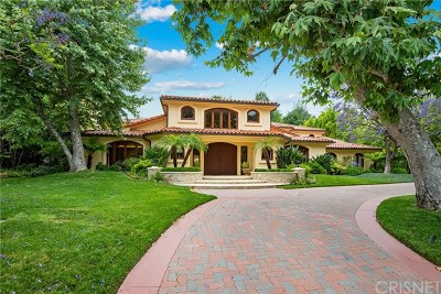 Hidden Hills Single Family Home For Sale: 6005 William Bent Road