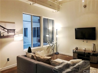 Los Angeles Condo/Townhouse For Sale: 312 W 5th Street #624