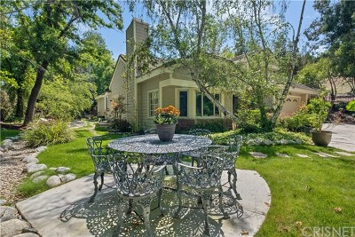 Ventura County Single Family Home For Sale: 2288 Ranch View Place