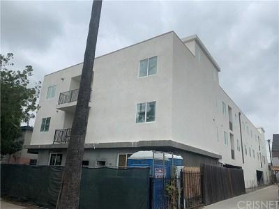Los Angeles Multi Family Home For Sale: 6740 Brynhurst Avenue