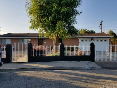 Ventura County Single Family Home For Sale: 1525 Sutter Avenue