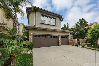 Porter Ranch Single Family Home For Sale: 11323 Verdi Lane