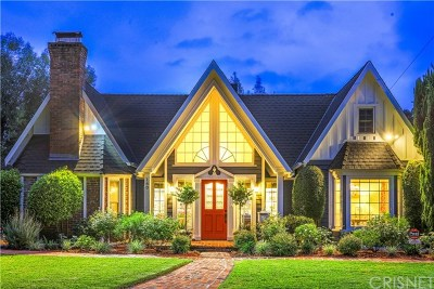 Pasadena Single Family Home For Sale: 160 Club Road