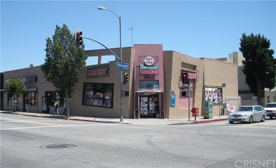 Los Angeles Commercial For Sale: 5070 Hollywood Boulevard