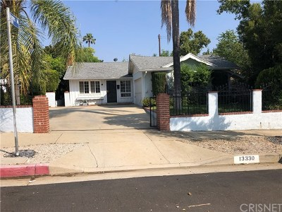 Sylmar Single Family Home For Sale: 13330 Bombay Street