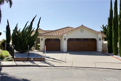 Santa Maria Single Family Home For Sale: 1512 Corsica Drive