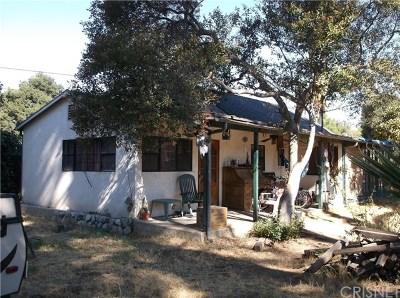 Shadow Hills Single Family Home For Sale: 10915 Walnut Drive