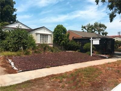 Toluca Lake Single Family Home For Sale: 4409 Mariota Avenue