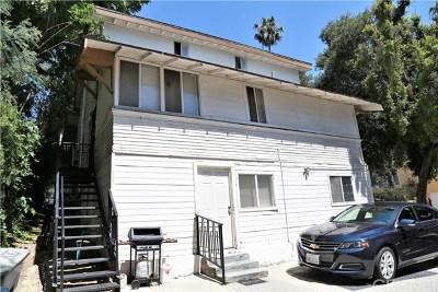 Pasadena Multi Family Home For Sale: 1761 N Fair Oaks Avenue