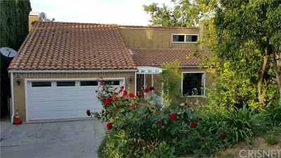 Studio City Single Family Home For Sale: 3616 Roberts View Place