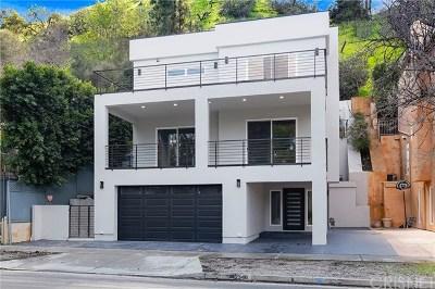 Studio City Multi Family Home For Sale: 12346 Laurel Terrace Drive
