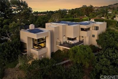 Sherman Oaks Single Family Home For Sale: 3835 Alomar Drive