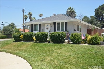 Redlands Single Family Home For Sale: 1355 W Cypress Avenue