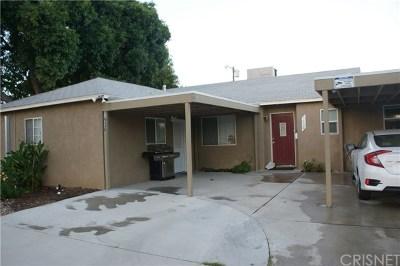Reseda CA Single Family Home For Sale: $650,000