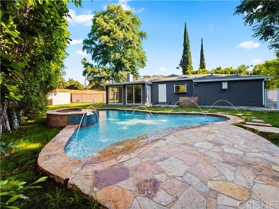 Van Nuys Single Family Home For Sale: 6431 Blucher Avenue
