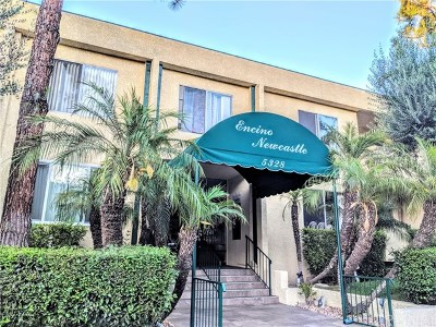 Condo/Townhouse For Sale: 5328 Newcastle Avenue #69