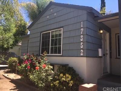 Single Family Home For Sale: 17352 Burma Street