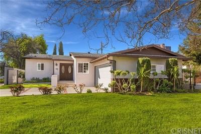 Tarzana Single Family Home For Sale: 18220 Margate Street