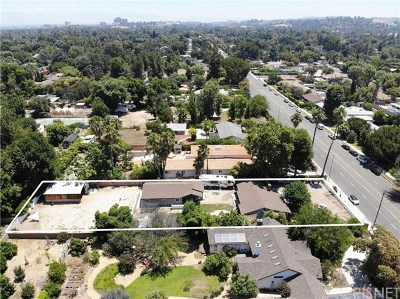 Woodland Residential Lots & Land For Sale: 23501 Burbank Boulevard