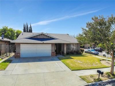 Northridge Single Family Home For Sale: 8536 Elizalde Avenue