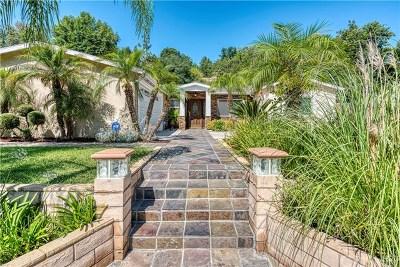 West Covina Single Family Home For Sale: 1721 S Oakgreen Avenue