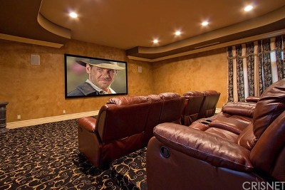 Single Family Home For Sale: 4141 Hayvenhurst Avenue
