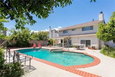 Single Family Home For Sale: 17900 Calvert Street