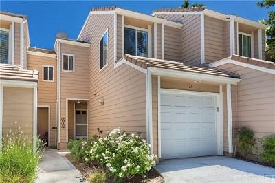 Condo/Townhouse For Sale: 24522 McBean #11