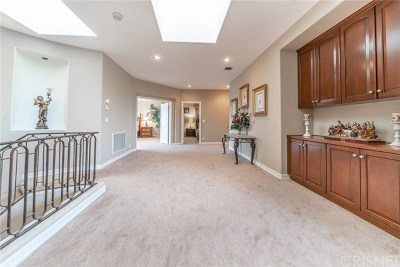 Brentwood, Calabasas, West Hills, Woodland Hills Single Family Home Active Under Contract: 24754 Cordillera Drive