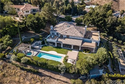 Brentwood, Calabasas, West Hills, Woodland Hills Single Family Home For Sale: 23520 Park South Street