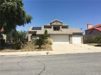 Lake Elsinore Single Family Home For Sale: 15790 Lake Terrace Drive