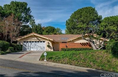 Tarzana Single Family Home For Sale: 19779 Greenbriar Drive