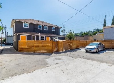 Highland Multi Family Home For Sale: 109 E Avenue 45